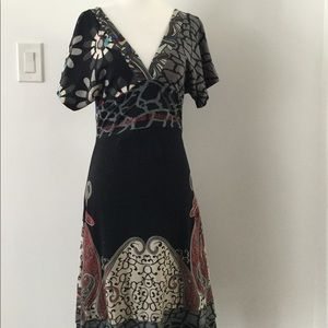DESIGUAL cotton dress